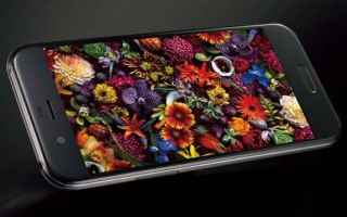 sharp aquos r  smartphone  snapdragon 83