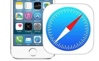 Browser: ios  safari  apple