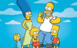 Televisione: simpson  televisione  serie tv