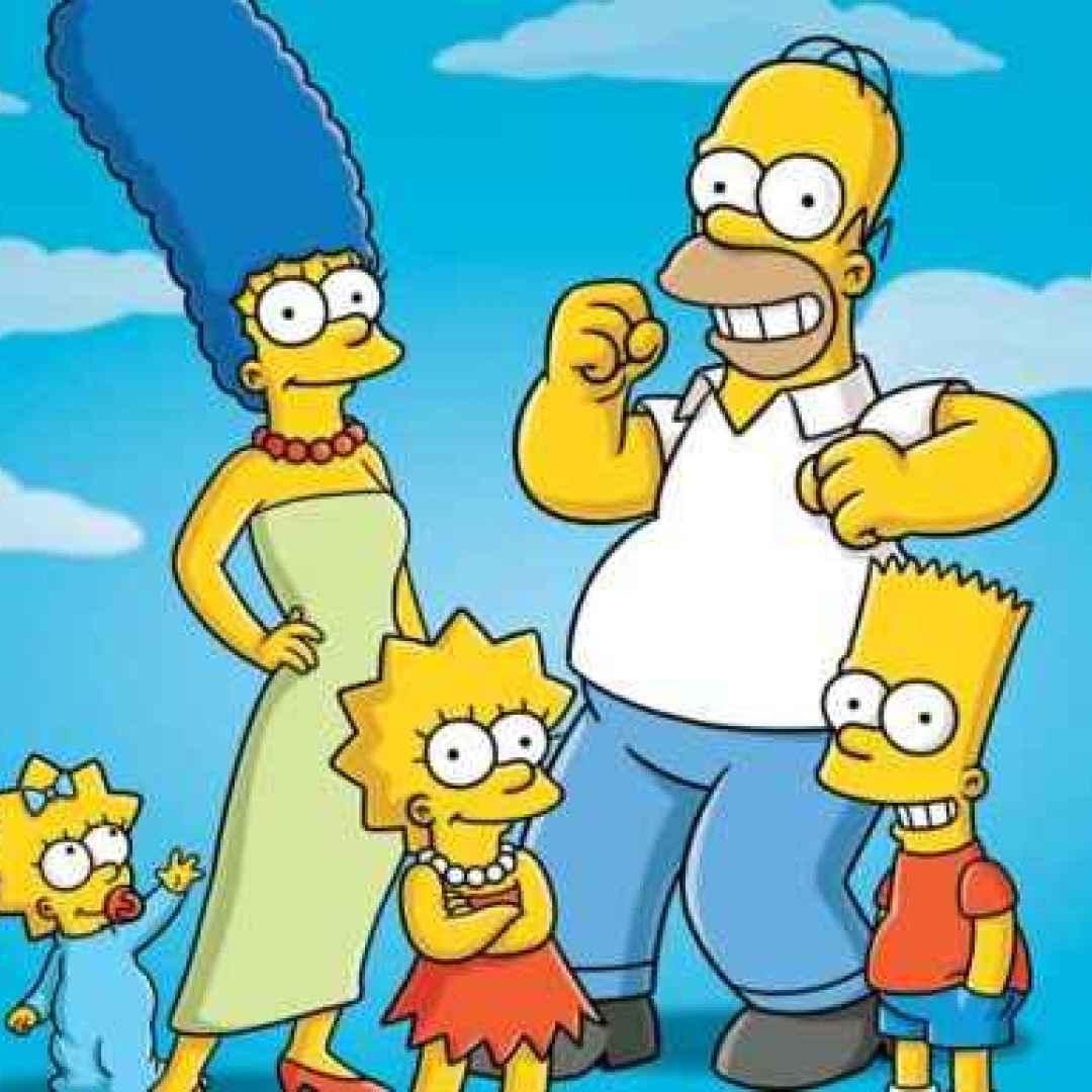 simpson  televisione  serie tv
