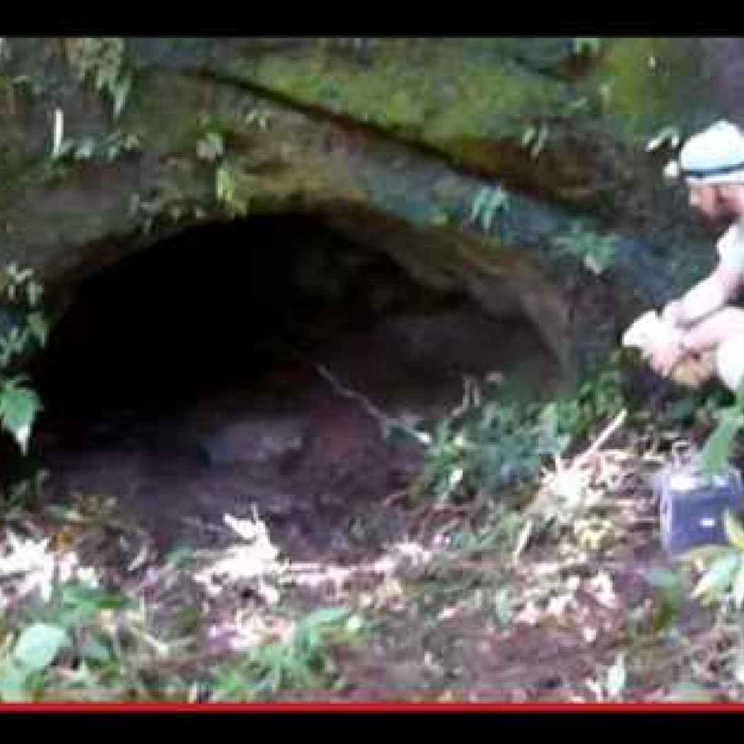 preistoria  geologia  gallerie  tunnel