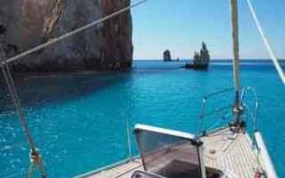 crociera  vacanza  barca a vela  grecia