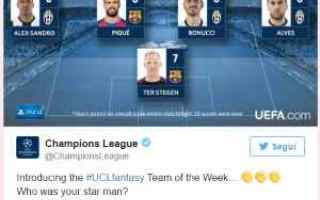 Champions League: uefa  juventus  calcio  chiellini