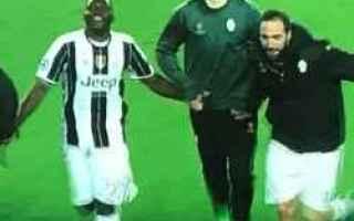Champions League: juventus calcio champions monaco