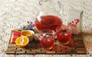 Alimentazione: tisana  acai  bacche  antiossidanti