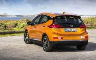 Automobili: opel ampera-e auto elettrica