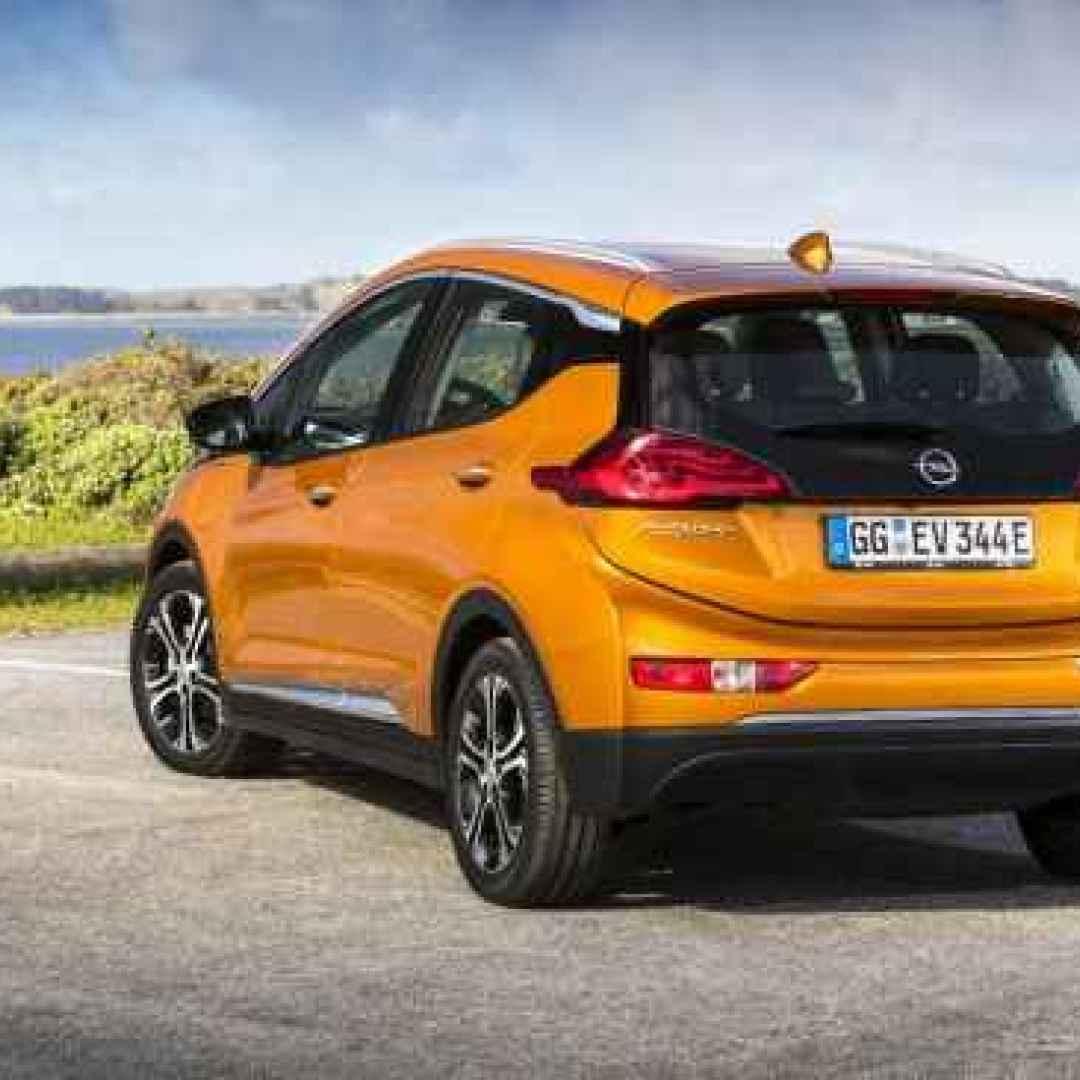Opel Ampera E >> Annunciato in Germania il prezzo di partenza della nuova auto elettrica Opel (Opel Ampera-e)