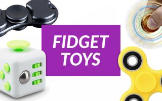 Giochi: Fidget toys, i giocattoli che stanno facendo impazzire il mondo