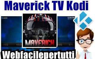 File Sharing: maverick tv  kodi