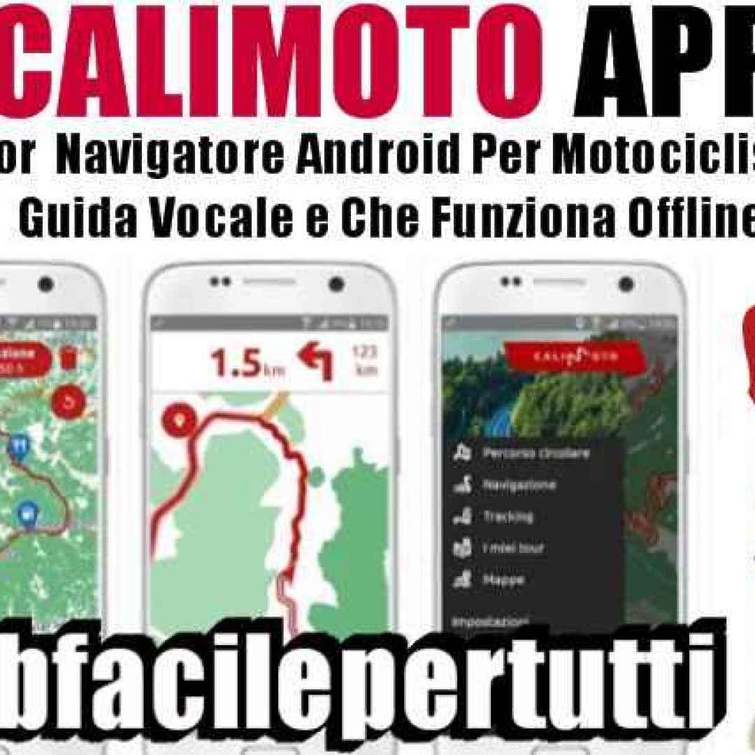 Navigatori offline android radio