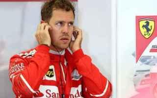 Formula 1: f1  ferrari  vettel  russia  sochi