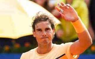 Tennis: tennis grand slam nadal barcellona