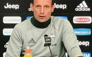 Serie A: juventus allegri news genoa monaco