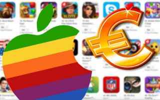 ios apple iphone sconti giochi app