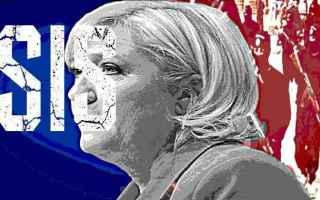 Politica: le pen  isis  terrorismo