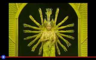 dal Mondo: danza  teatro  religione  buddhismo