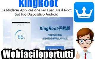 App: kingroot android root app