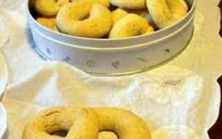 Ricette: ricette di biscotti semplici di pasqua