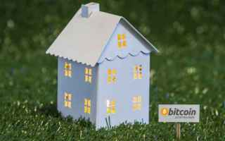 Casa e immobili: bitcoin