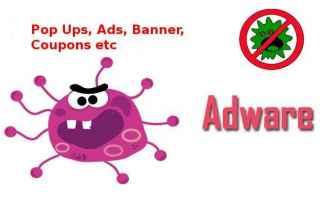 Sicurezza: adware