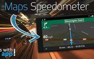 Android: android tachimetro mappe navigatori