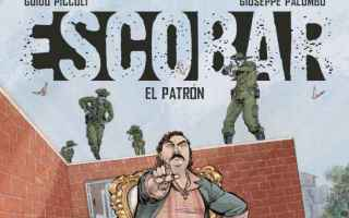 fumetti  graphic novel  escobar