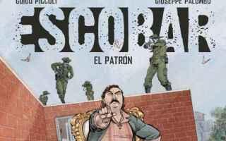 Manga - Fumetti: fumetti  graphic novel  escobar