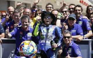 MotoGP: rossi  vinales  marquez  gp americas