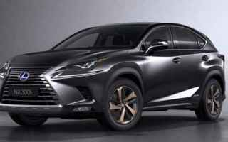 Automobili: lexus nx  suv  toyota  shanghai