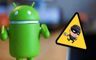Sicurezza: app  virus  android  playstore  alert