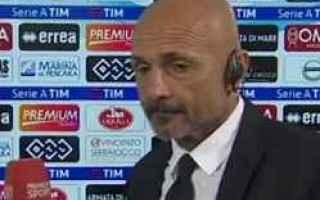 Serie A: roma  spaletti panucci calcio serie a