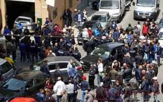 Questa mattina per un incidente stradale in via Giorgio Arcoleo a Palermo è morta una bambina