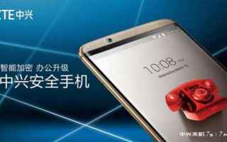 zte  smartphone  android
