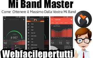 Gadget: mi band master  app  android  miband