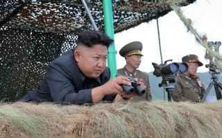 dal Mondo: nordcorea  america  tensioni
