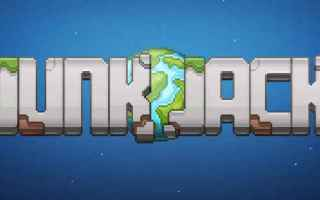 Mobile games: junk jack android terraria minecraft