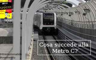 Roma: atac  metroc  trasporto pubblico