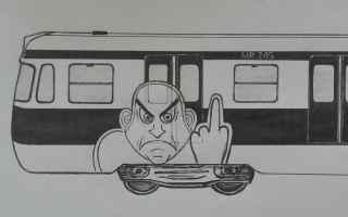Roma: atac  roma  treni storici