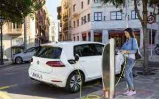 Automobili: e-up  e-golf  elettrico