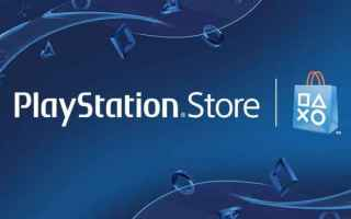 Console games: psn  ps4  ps3  sconti