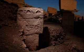 stele dell'avvoltoio  turchia  impatto