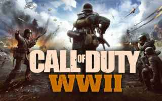 call of duty wwii  ps4  xbox one  pc
