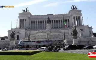 Architettura: vittoriano  altare della patria  webtv