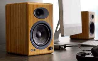 Audio: casse acustiche  casse amplificate