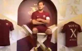 Serie A: roma calcio totti francesco serie a