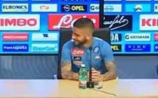 Serie A: napoli  insigne  calcio  sport  serie a