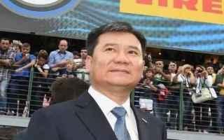 Calciomercato: inter  zhang