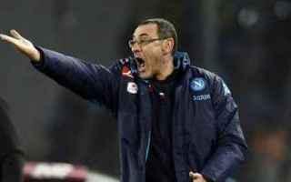 Serie A: calcio  napoli  serie a
