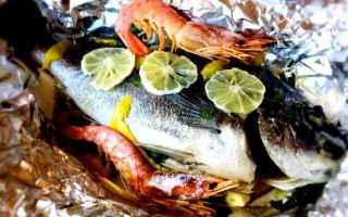 Ricette: secondi  pesce  cucina italiana