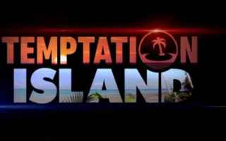 Televisione: temptation island
